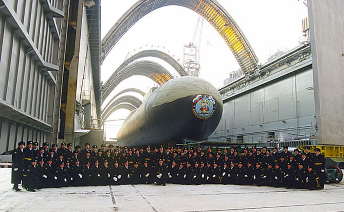 submarine shipyard russia sevmash russian red-star 4000x2467
