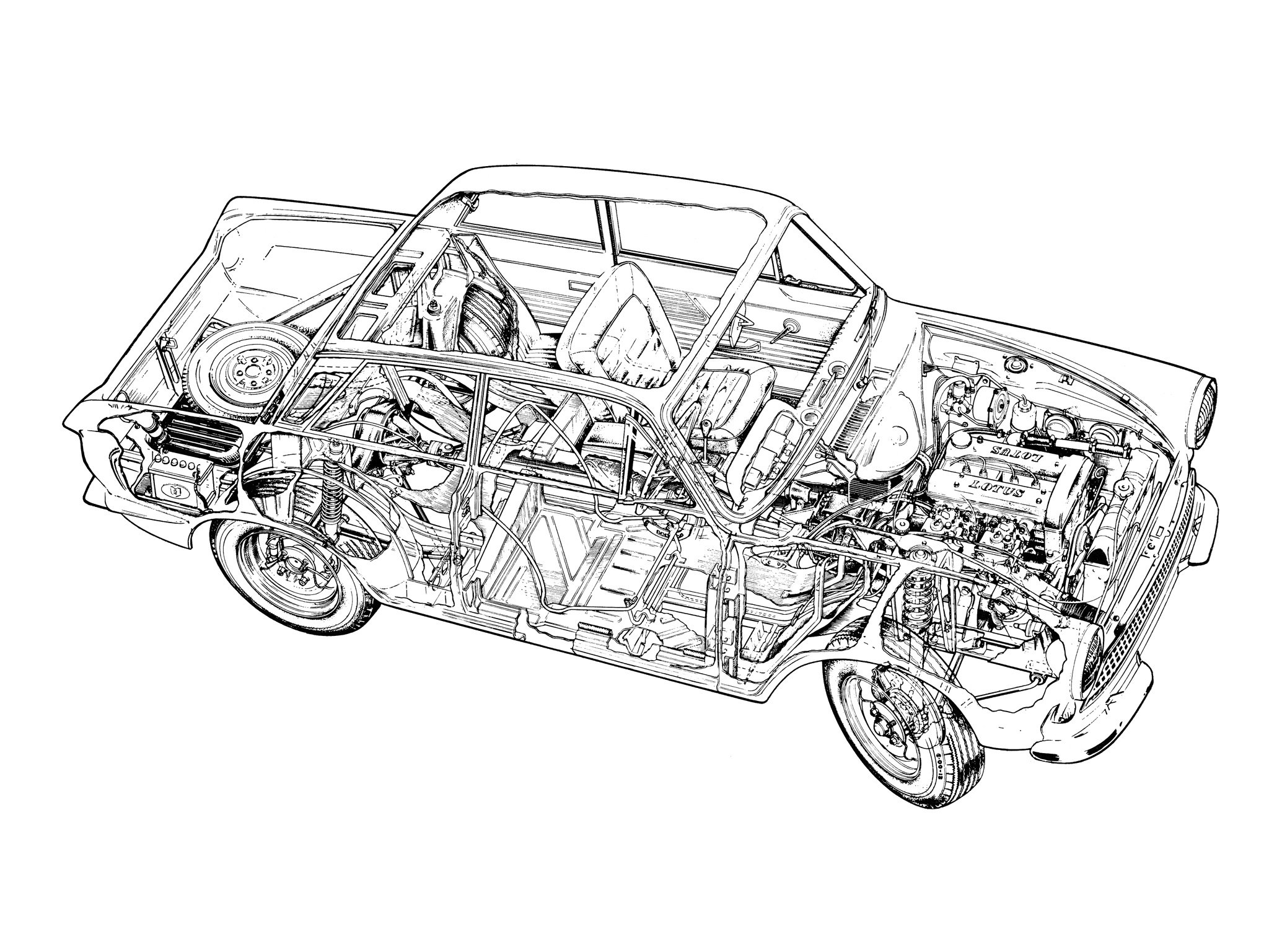 Ford Cortina Engine Diagram Auto Electrical Wiring