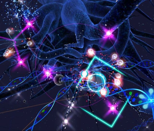 Child Of Eden Action Psychedelic Abstract Music Shooter Child Eden