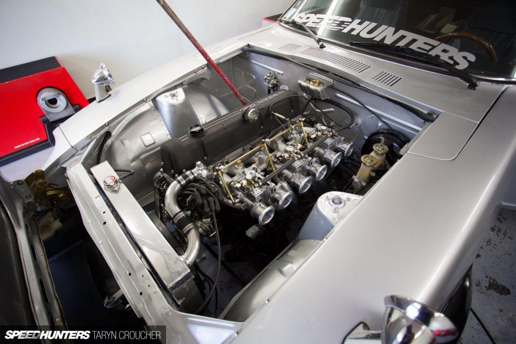 Wallpaper Cars 2014 280z L28 S30 Datsun Nissan Tuning Engine R Wallpaper