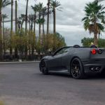 Aristo Forged Wheels Black Matt Ferrari F430 Spider Wallpaper 2048x1152 430334 Wallpaperup