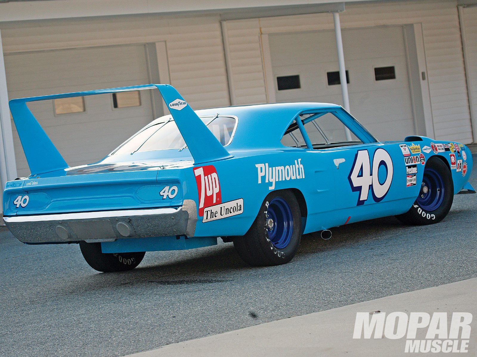 1970 Classic Muscle Plymouth Road Runner Superbird