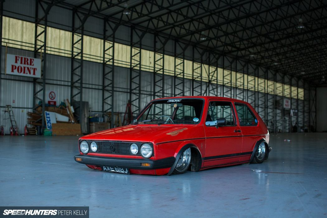 Small Size Car Wallpapers 1970 Vw Beetle 1983 Vw Golf Gti Volkswagon Tuning