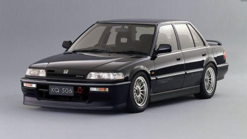 small resolution of 90 honda civic sedan