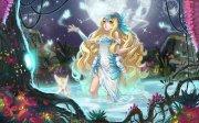 original elf forest magic water