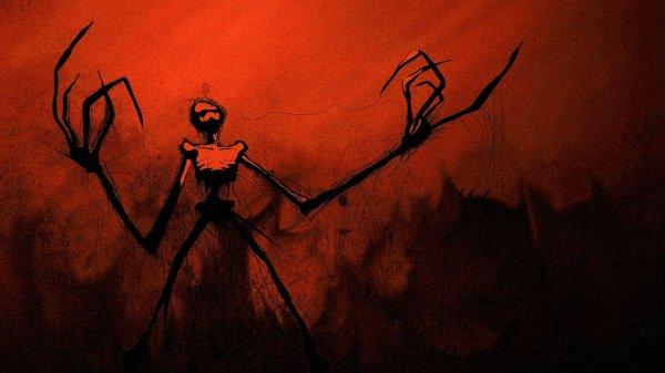 Creepy Dark Art Drawings Wallpapers