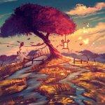 Nature Tree Landscape Art Artwork Artistic Wallpaper 2560x1600 676003 Wallpaperup