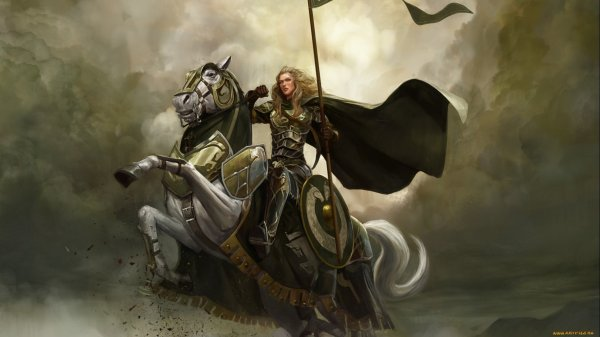 Fantasy Artwork Art Warrior Women Woman Female Wallpaper 2560x1440 719460 Wallpaperup