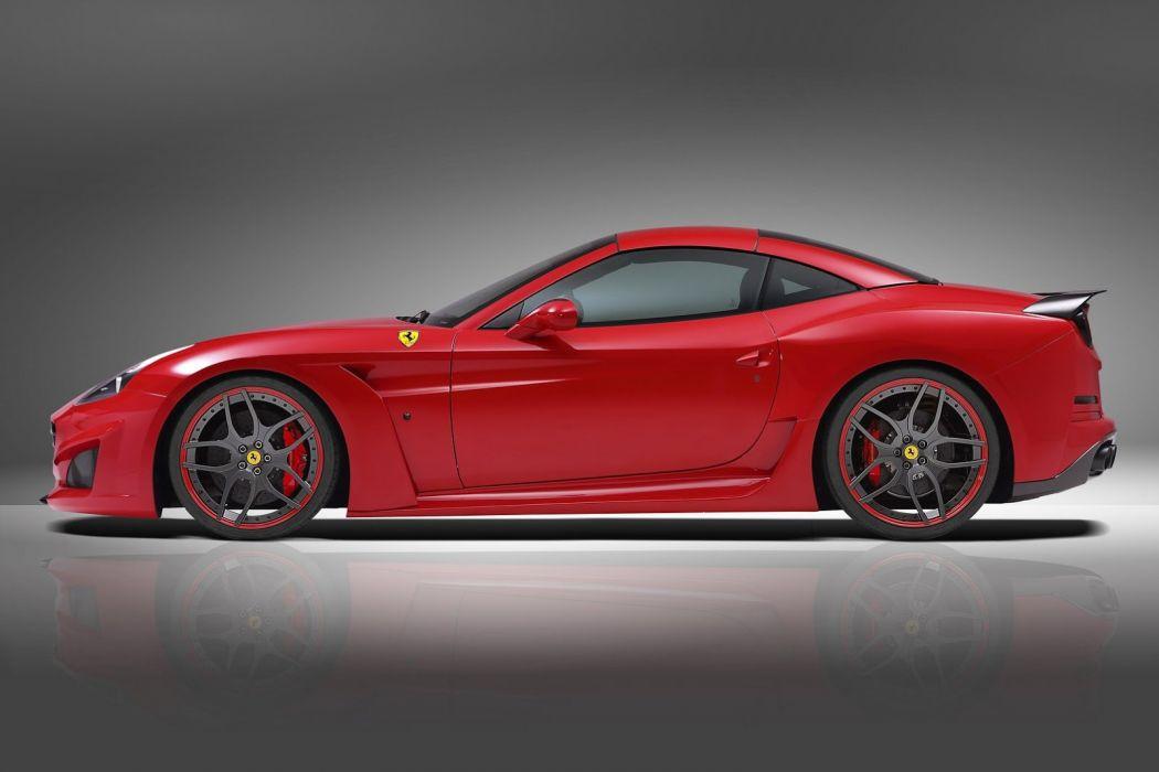 Novitec Rosso Widebody Ferrari California T N Largo Cars Convertible