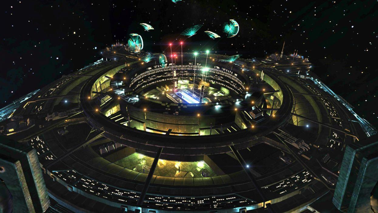 Wallpaper Hd 4k Elite Dangerous Sci Fi Spaceship Space Futuristic