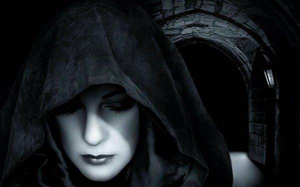 Dark Emo Gothic Fetish Girl Girls Vampire Cyber Goth