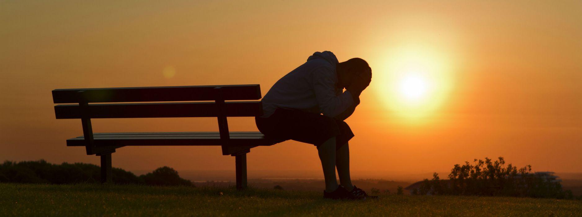 Sad Alone Girl Hd Wallpaper Download Sad Mood Sorrow Dark People Love Sunset Wallpaper