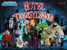 Hotel Transylvania Dark Cartoon Halloween Horror Comedy