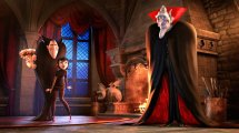 Cartoon Vampire Hotel Transylvania