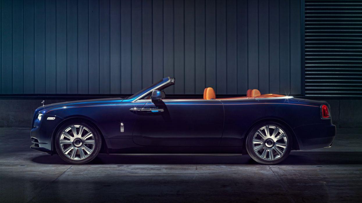 2016 Rolls Royce Dawn Luxury Wallpaper 4096x2304 880978