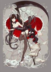 anime girl cute beautiful dress