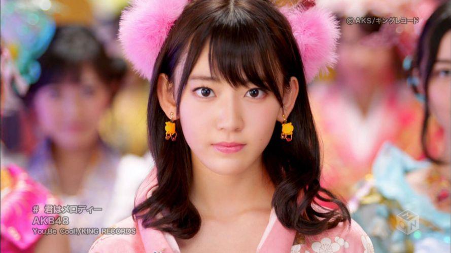 Cute Small Girl Hd Wallpaper Akb48 Akb Forty Eight Idol Jpop J Pop Pop Girl Girls
