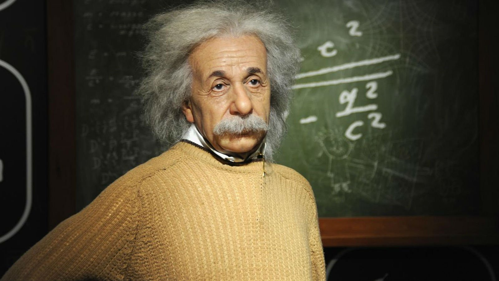 Physics Equation Mathematics Math Formula Science Text Albert Einstein Typography Poster