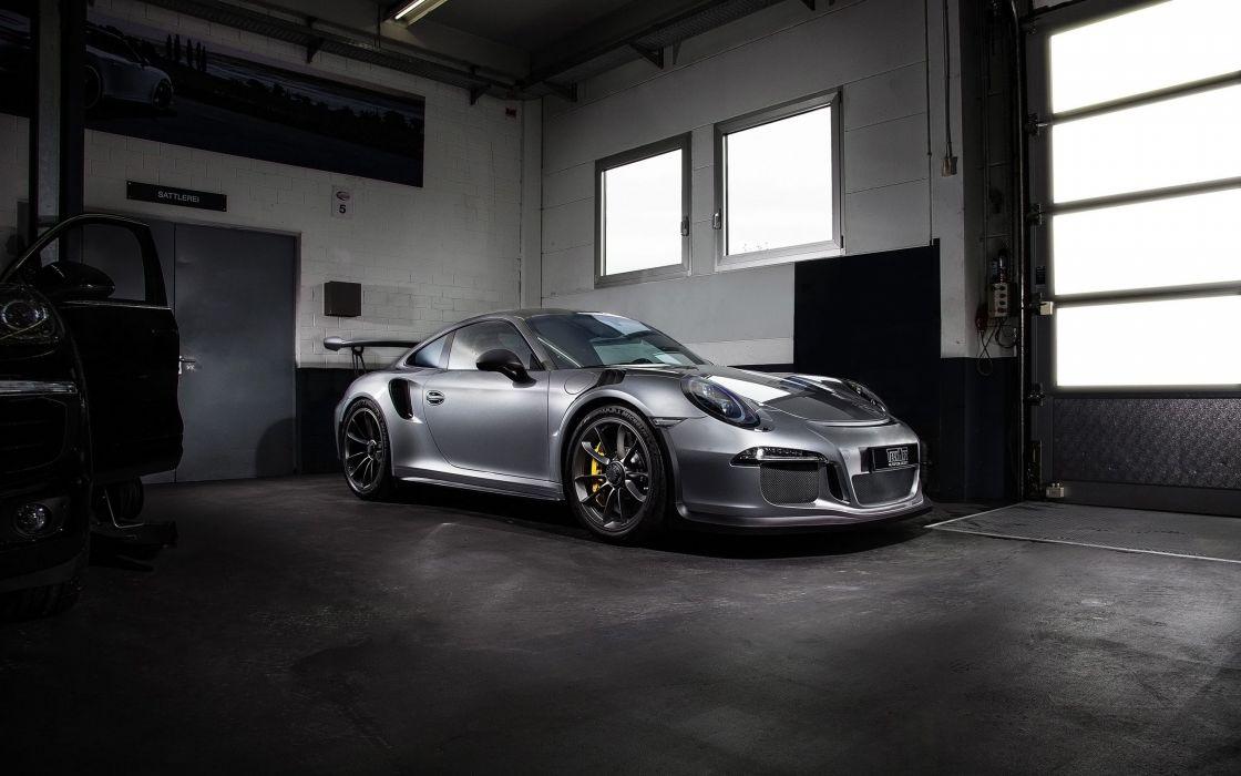 2016 Techart Porsche 911 Gt3 R S Carbon Sport Tuning Wallpaper