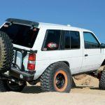 1990 Nissan Pathfinder Offroad 4x4 Custom Truck Suv Wallpaper 2048x1340 990558 Wallpaperup