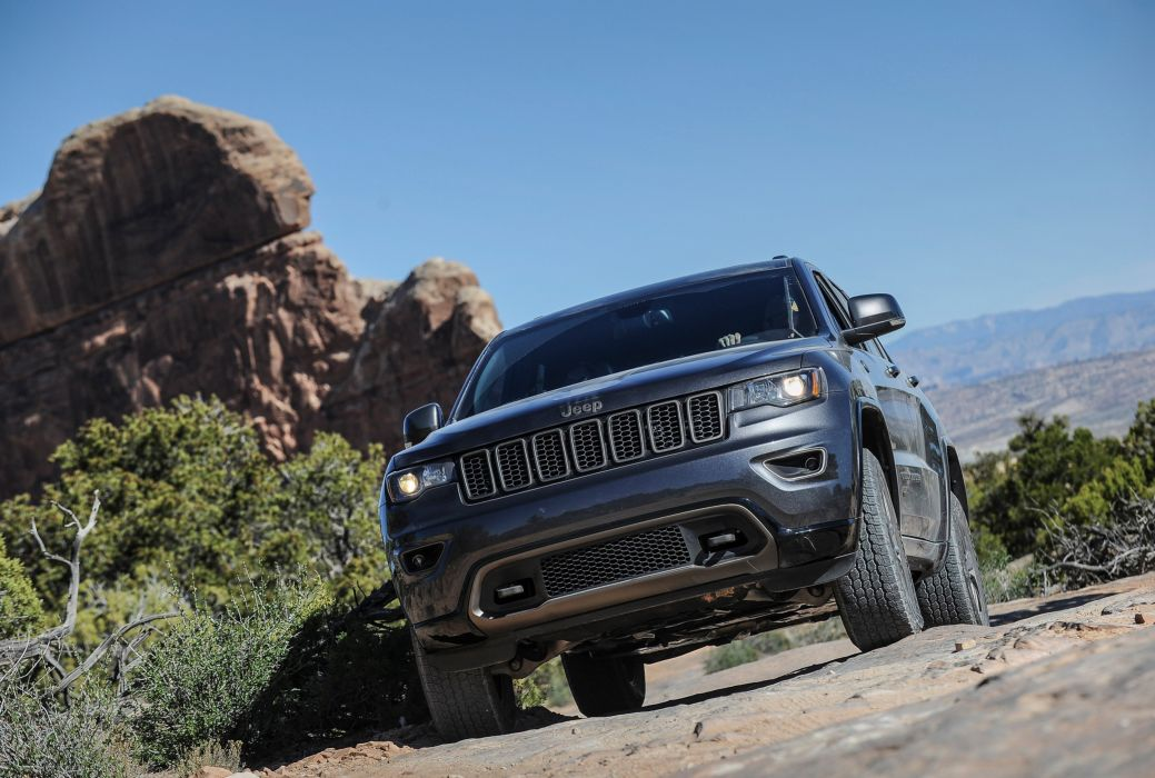 2016 Jeep Grand Cherokee 75th Anniversary Cars Suv 4x4 Wallpaper