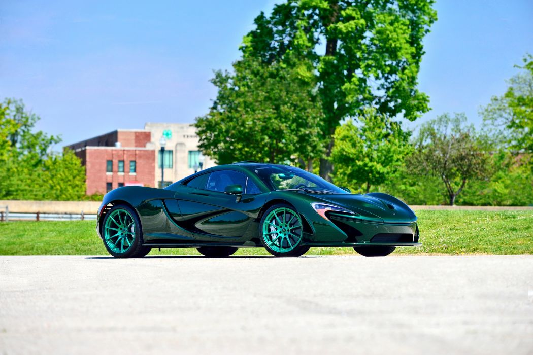 2014 Mclaren P1 Exotic Supercar English 12 Wallpaper 7500x5000