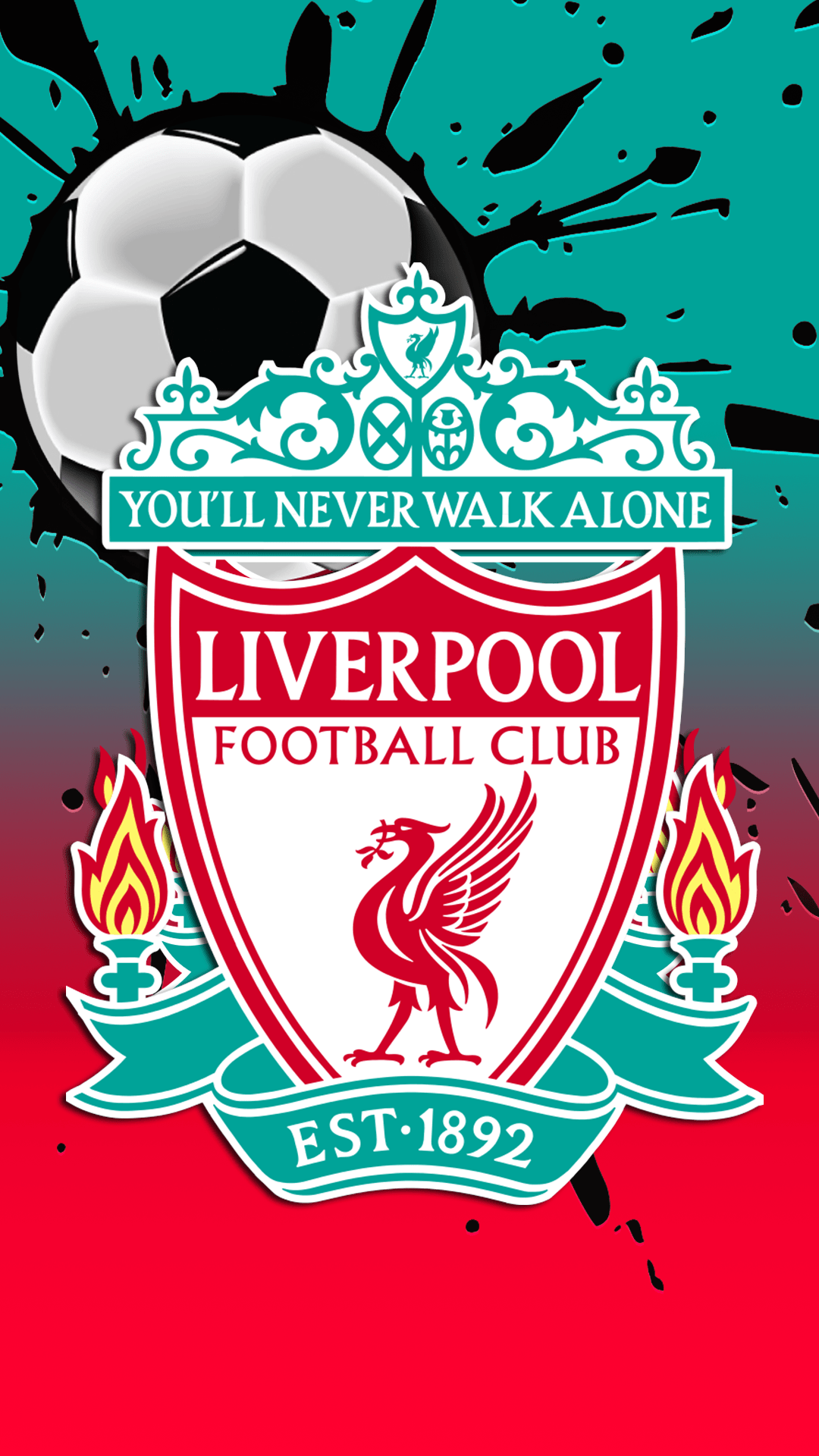 How To Set Live Wallpaper On Iphone X Ultra Hd Liverpool Fc Wallpaper For Your Mobile Phone 0161