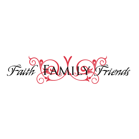 Graceful Faith Family Friends Wall Quotes™ Decal