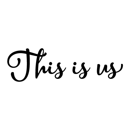 Download This Is Us Wall Quotes™ Decal | WallQuotes.com