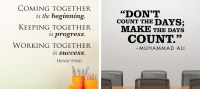 Office Wall Quotes | WallQuotes.com