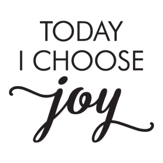 Download Today I Choose Joy Wall Quotes™ Decal   WallQuotes.com