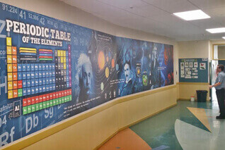 Educational Wallpaper Murals for Schools  Colleges