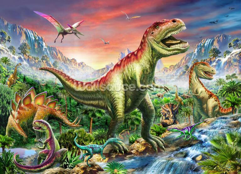 Subito a casa e in tutta sicurezza con ebay! Carta Da Parati Per Dinosauri E Murales Wallsauce It