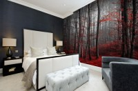 6 Sexy Bedroom Murals That Would Intrigue Christian Grey ...