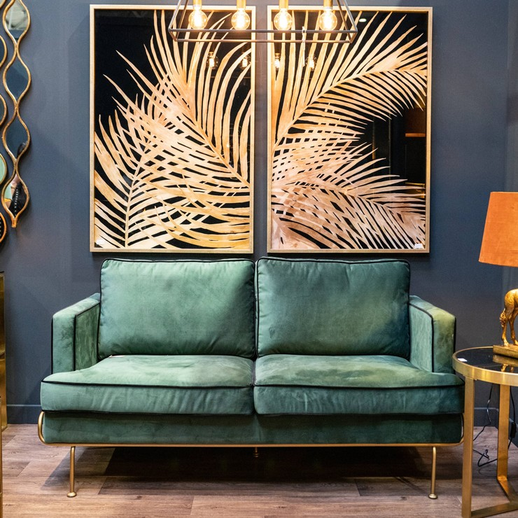 The Top 8 Living Room Trends for 2021 | Wallsauce UK