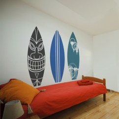 Cowboy Living Room Ideas Window Treatments For Formal Surfboard Wall Decals Stickers