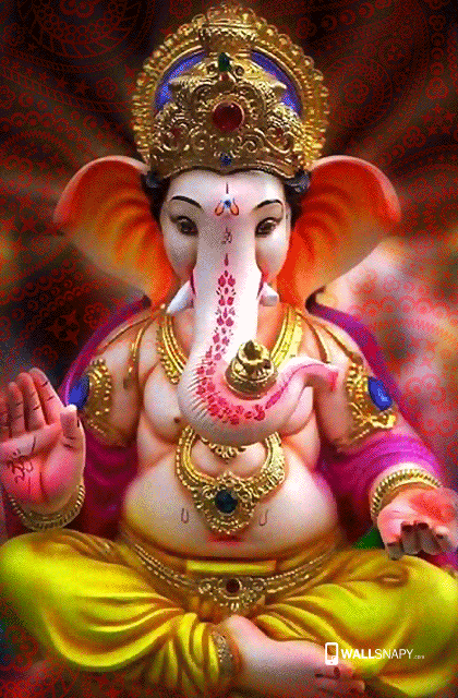 Lord Vinayagar Hd Picture Wallsnapy
