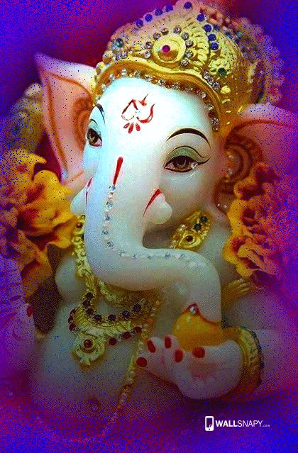 Lord Vinayagar Hd Wallpaper Wallsnapy