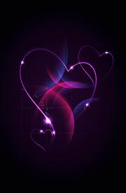 3d love hd wallpaper