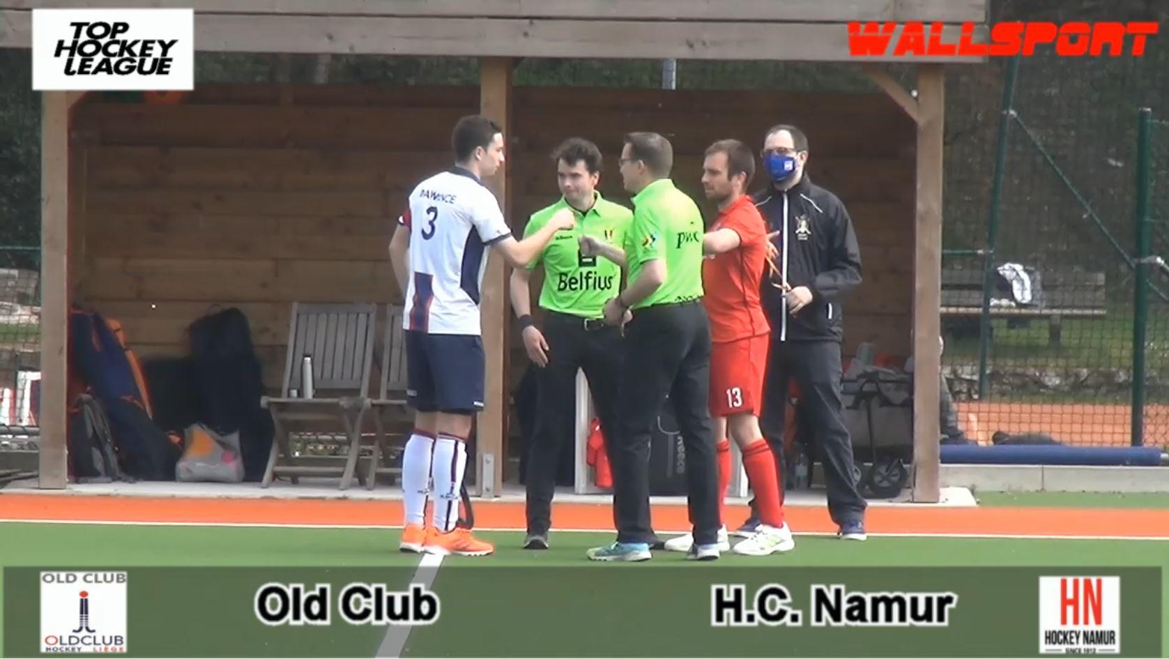 Old Club – H.C. Namur