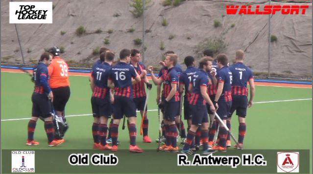 Old Club – R. Antwerp H.C.