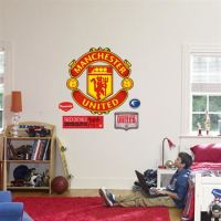 Fathead Manchester United Logo Wall Graphic