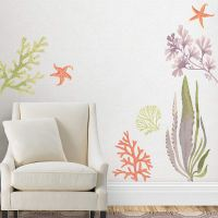 Fathead Martha Stewart Coral Reef Wall Decals