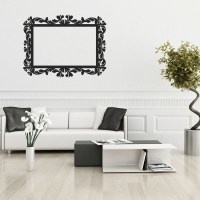 Wallstickers folies : Frame Wall Stickers