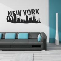 Wallstickers folies : New York Wall Stickers