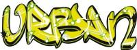 Wallstickers folies : Urban Wall Stickers