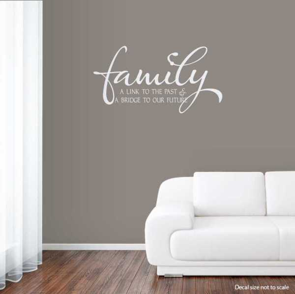 Family Wall Art Decals