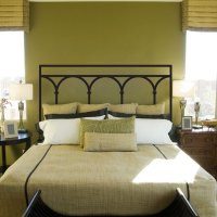 headboard wall decal