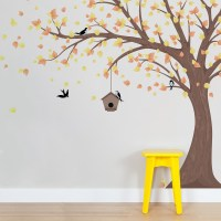 Wall With Wallpaper For The Nursery | Joy Studio Design ...