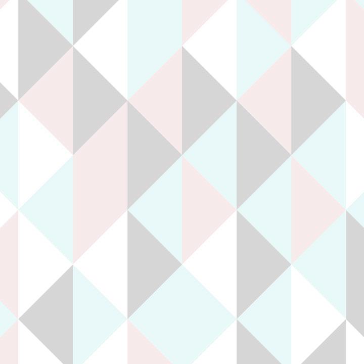 3d Wallpaper For Kid Bedroom Triangle Pattern Wallpaper Kaleidoscope Wallpaper